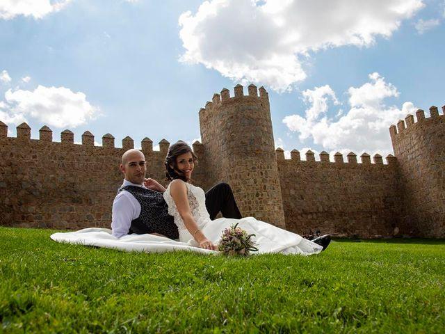 La boda de Raúl y Sandra en Arevalo, Ávila 4