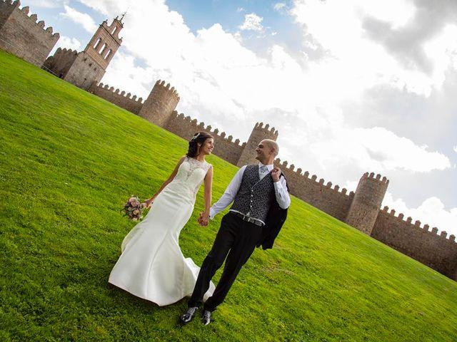 La boda de Raúl y Sandra en Arevalo, Ávila 5