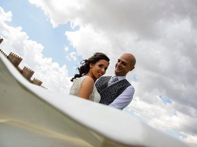 La boda de Raúl y Sandra en Arevalo, Ávila 6