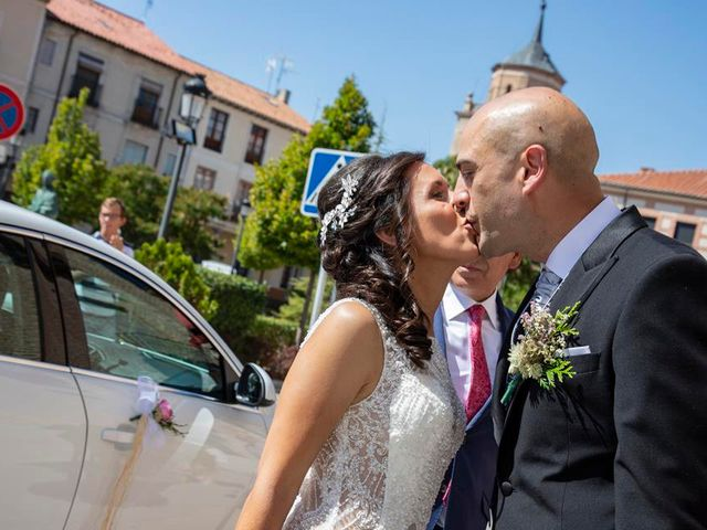 La boda de Raúl y Sandra en Arevalo, Ávila 8