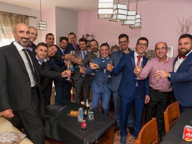 La boda de Dani y Mª José en L' Olleria, Valencia 8