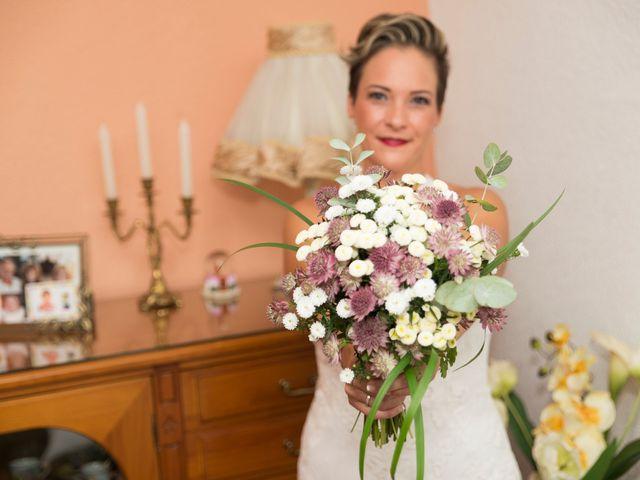 La boda de Dani y Mª José en L' Olleria, Valencia 12