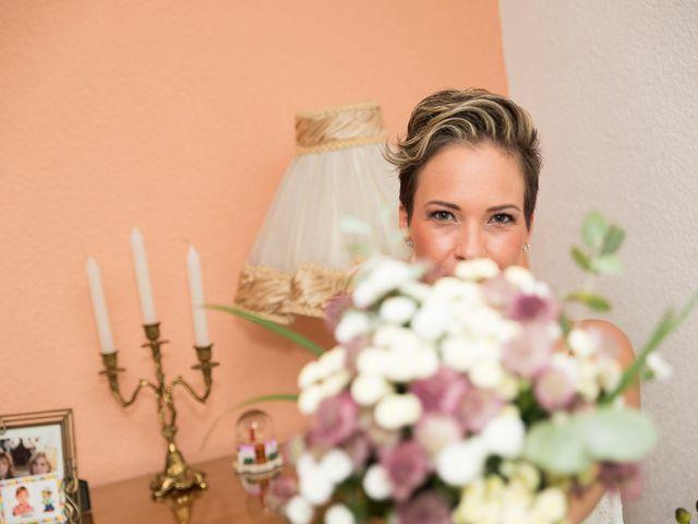 La boda de Dani y Mª José en L' Olleria, Valencia 1