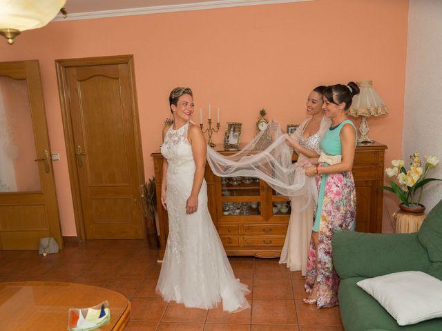 La boda de Dani y Mª José en L' Olleria, Valencia 13