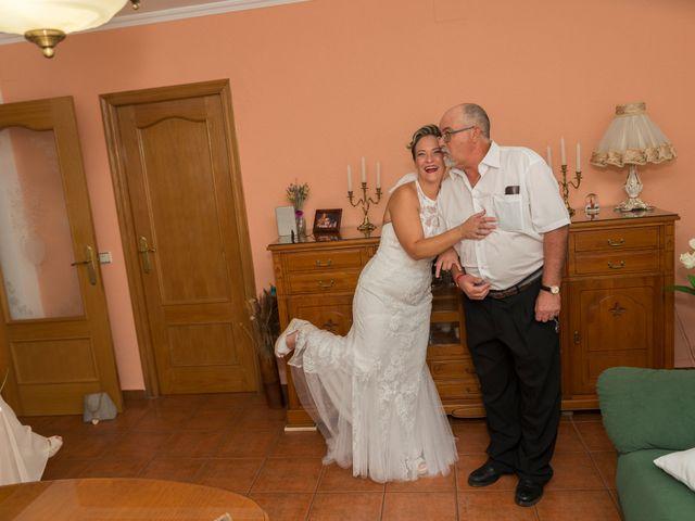 La boda de Dani y Mª José en L' Olleria, Valencia 14