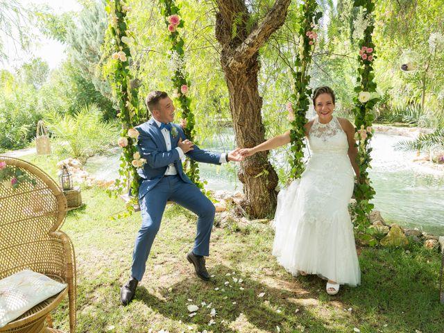 La boda de Dani y Mª José en L' Olleria, Valencia 16