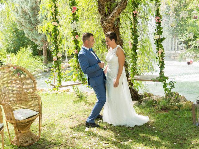 La boda de Dani y Mª José en L' Olleria, Valencia 18