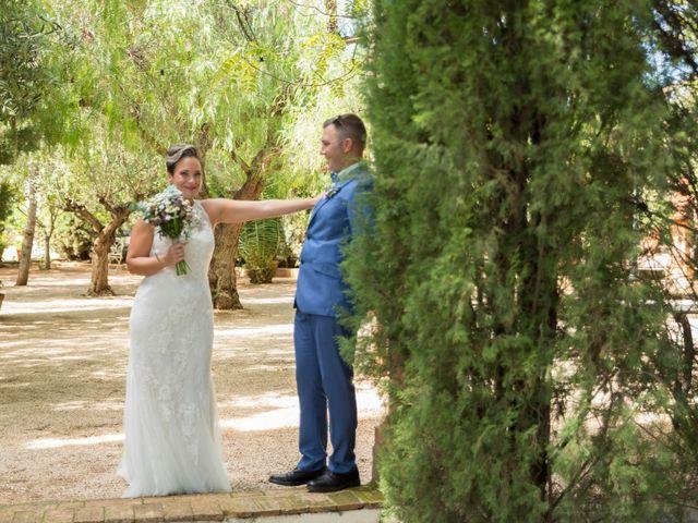 La boda de Dani y Mª José en L' Olleria, Valencia 20