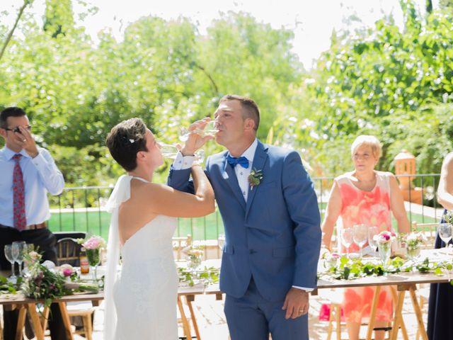 La boda de Dani y Mª José en L' Olleria, Valencia 21