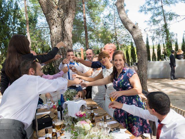 La boda de Dani y Mª José en L' Olleria, Valencia 23