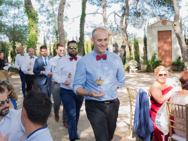 La boda de Dani y Mª José en L' Olleria, Valencia 24