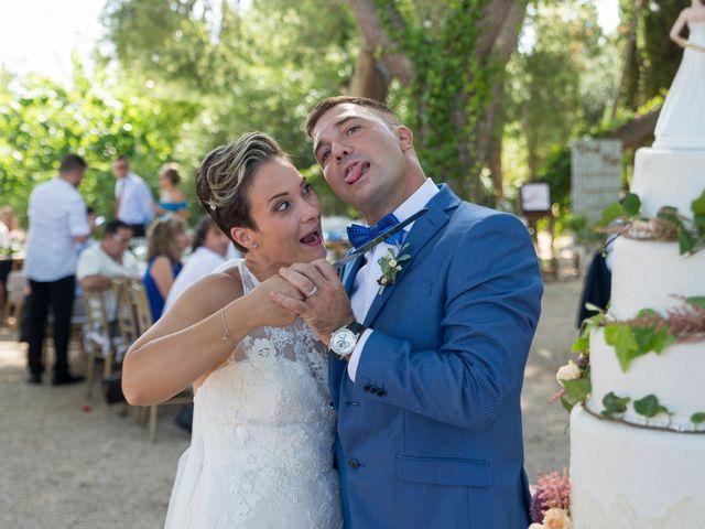 La boda de Dani y Mª José en L' Olleria, Valencia 28