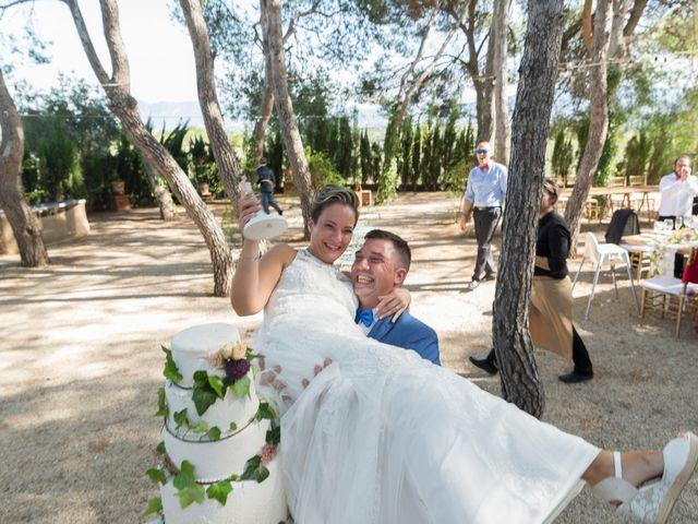 La boda de Dani y Mª José en L' Olleria, Valencia 29