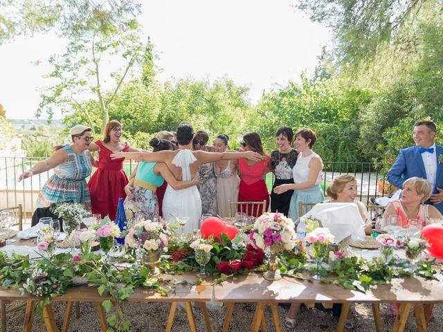 La boda de Dani y Mª José en L' Olleria, Valencia 30