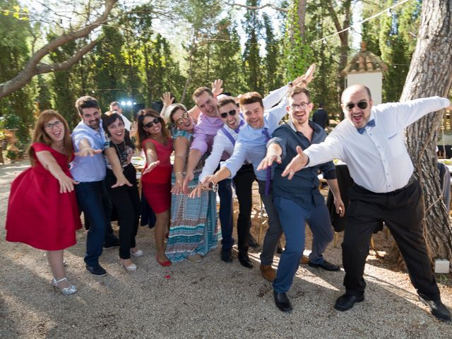 La boda de Dani y Mª José en L' Olleria, Valencia 31