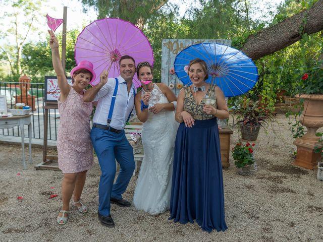 La boda de Dani y Mª José en L' Olleria, Valencia 32