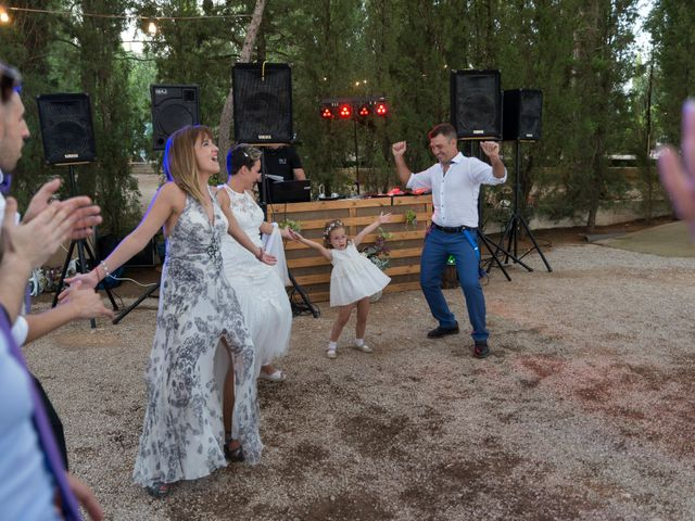 La boda de Dani y Mª José en L' Olleria, Valencia 33