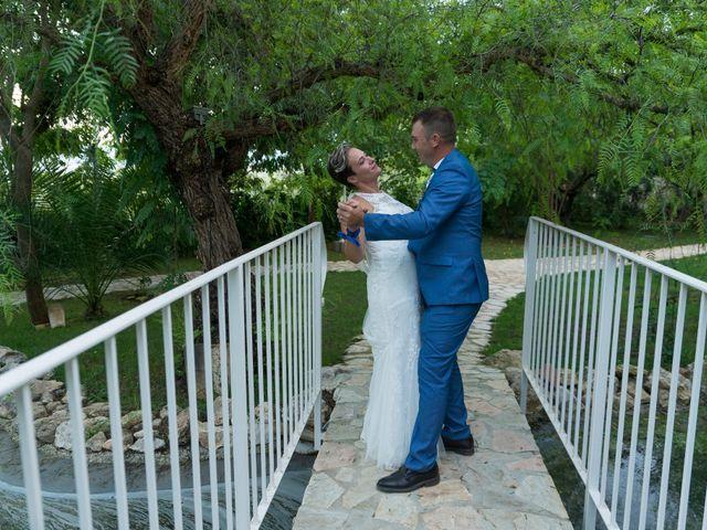 La boda de Dani y Mª José en L' Olleria, Valencia 34