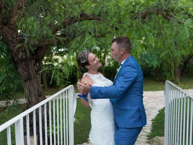 La boda de Dani y Mª José en L' Olleria, Valencia 35