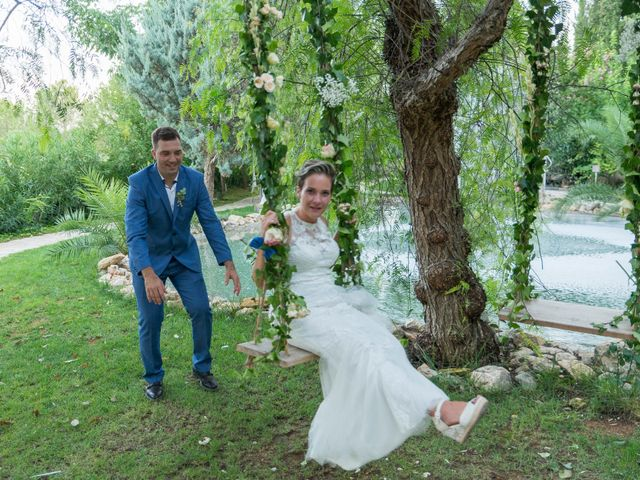 La boda de Dani y Mª José en L' Olleria, Valencia 38