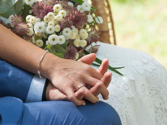 La boda de Dani y Mª José en L' Olleria, Valencia 41