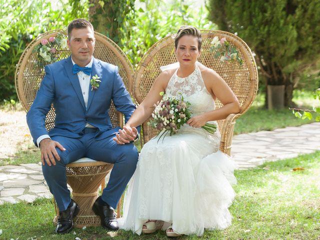 La boda de Dani y Mª José en L' Olleria, Valencia 42