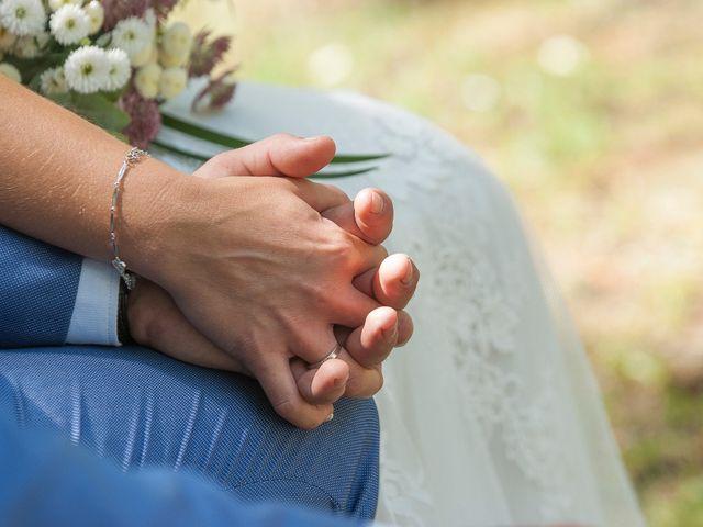 La boda de Dani y Mª José en L' Olleria, Valencia 45