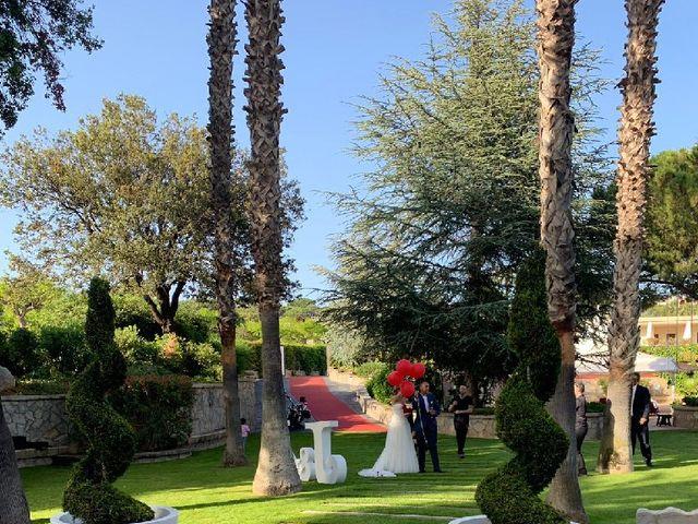 La boda de Jonathan y Jennifer en Sant Vicenç De Montalt, Barcelona 2