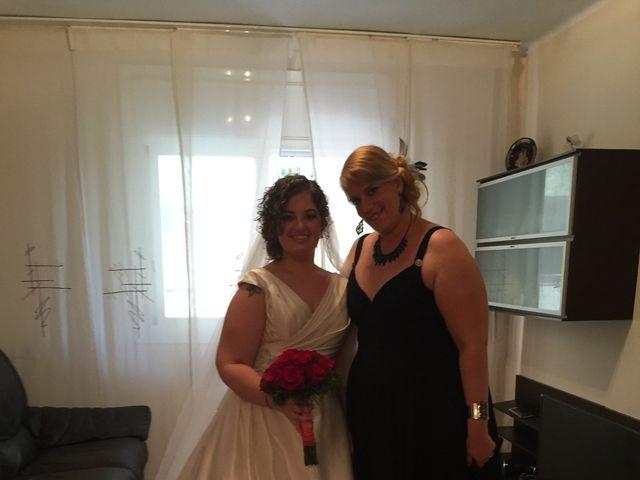 La boda de Ferran y Maria en Badalona, Barcelona 12