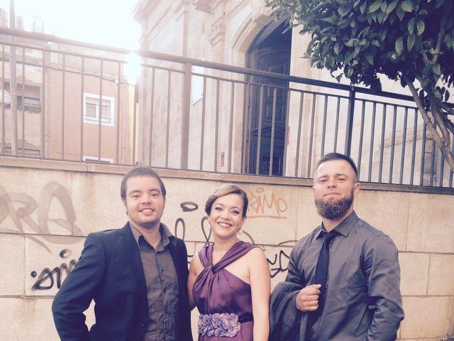 La boda de Ferran y Maria en Badalona, Barcelona 45