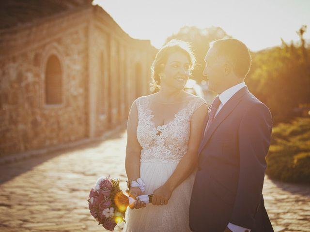La boda de María José y Graham