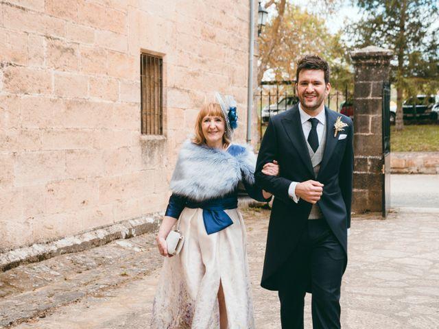 La boda de Diego y Elena en Santa Gadea Del Cid, Burgos 11
