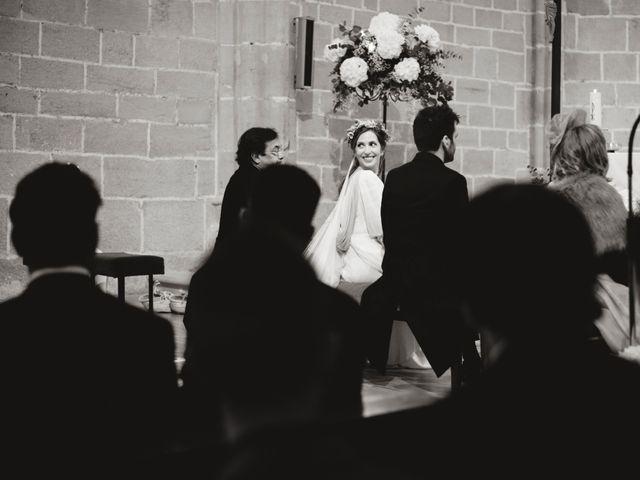 La boda de Diego y Elena en Santa Gadea Del Cid, Burgos 13