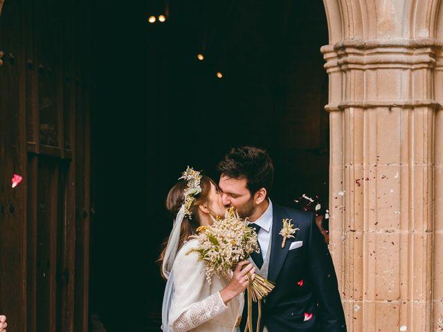 La boda de Diego y Elena en Santa Gadea Del Cid, Burgos 18