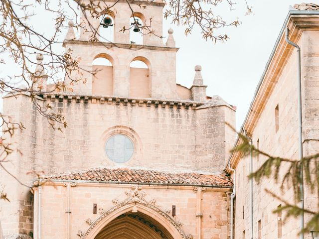 La boda de Diego y Elena en Santa Gadea Del Cid, Burgos 23