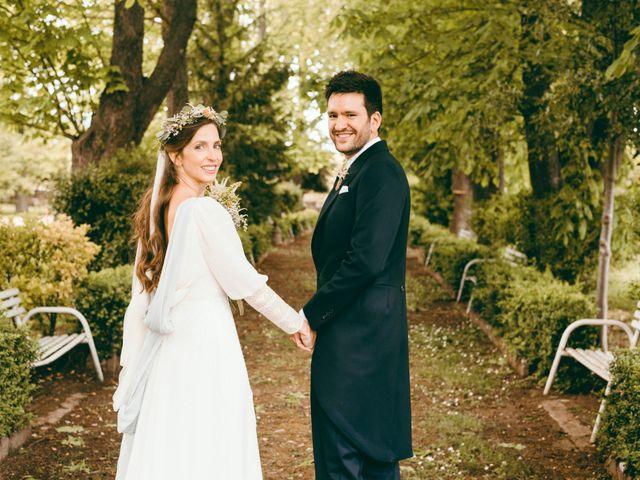 La boda de Diego y Elena en Santa Gadea Del Cid, Burgos 32