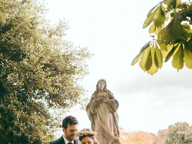La boda de Diego y Elena en Santa Gadea Del Cid, Burgos 33