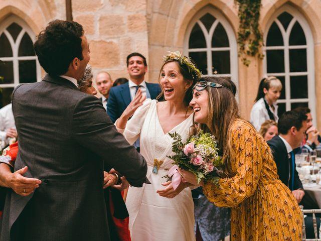 La boda de Diego y Elena en Santa Gadea Del Cid, Burgos 45