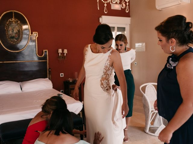 La boda de Laura y Erika en La Cañada De Calatrava, Ciudad Real 18