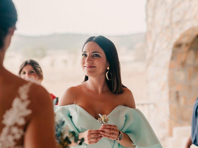 La boda de Laura y Erika en La Cañada De Calatrava, Ciudad Real 29