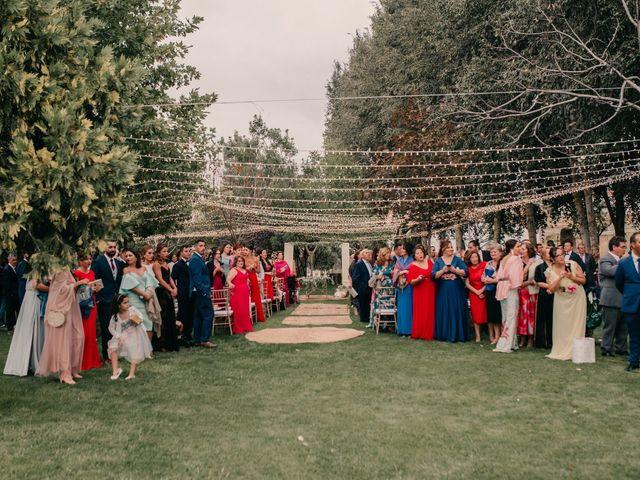 La boda de Laura y Erika en La Cañada De Calatrava, Ciudad Real 56