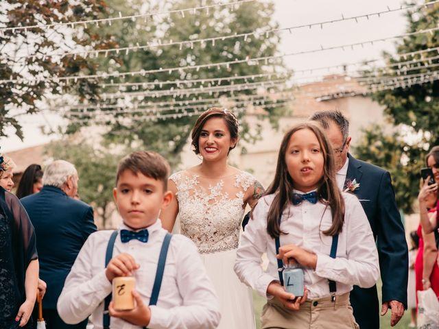 La boda de Laura y Erika en La Cañada De Calatrava, Ciudad Real 59