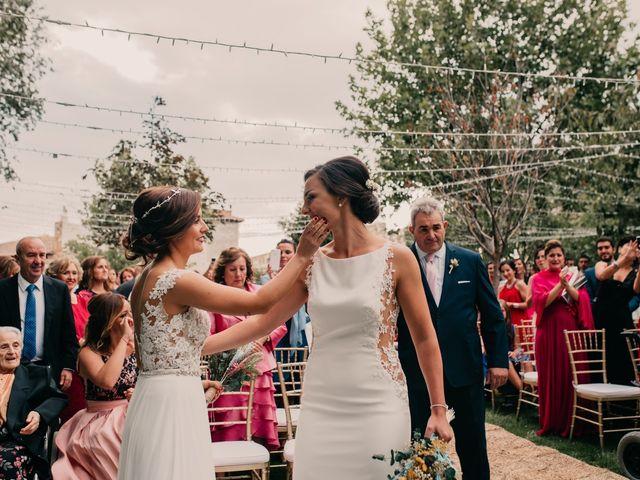 La boda de Laura y Erika en La Cañada De Calatrava, Ciudad Real 63