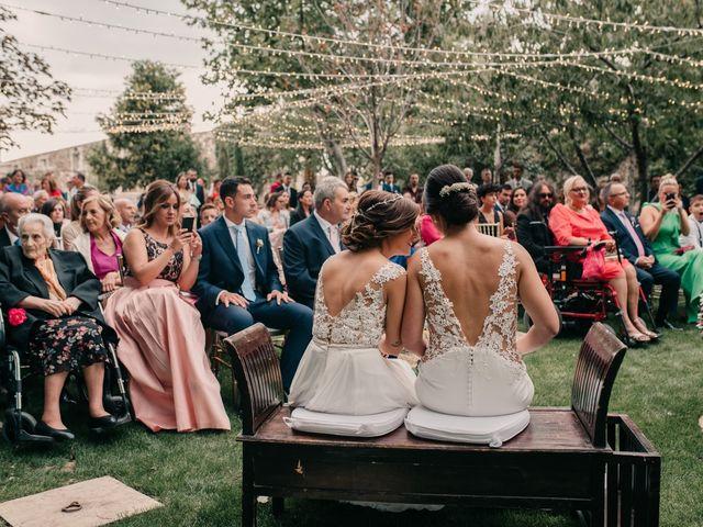 La boda de Laura y Erika en La Cañada De Calatrava, Ciudad Real 68