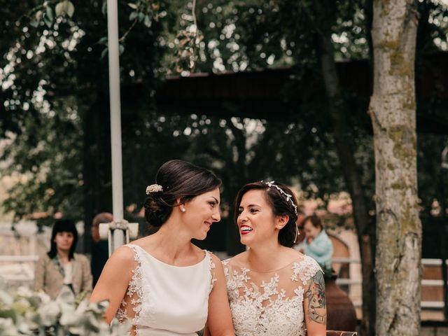 La boda de Laura y Erika en La Cañada De Calatrava, Ciudad Real 72