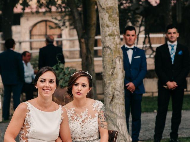 La boda de Laura y Erika en La Cañada De Calatrava, Ciudad Real 78