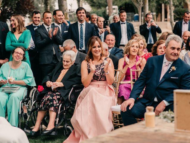La boda de Laura y Erika en La Cañada De Calatrava, Ciudad Real 79