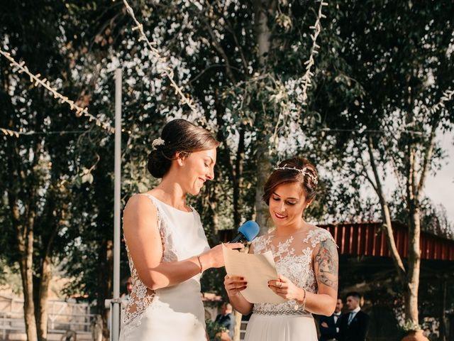 La boda de Laura y Erika en La Cañada De Calatrava, Ciudad Real 82