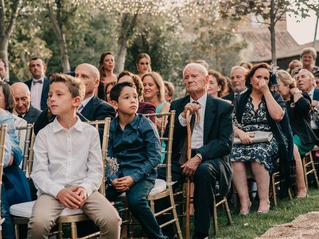 La boda de Laura y Erika en La Cañada De Calatrava, Ciudad Real 83