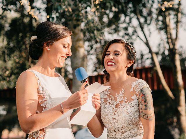 La boda de Laura y Erika en La Cañada De Calatrava, Ciudad Real 84